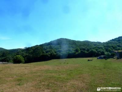 Santoña,Monte Buciero-Collados del Asón;cañon del rio lobos con niños castillo de herrera del du